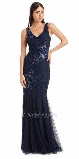 Mermaid Style Evening Dresses By Js Collection 45