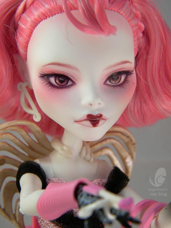 Как сделать оак куклы