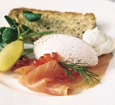 Salmon rillettes | Recipe
