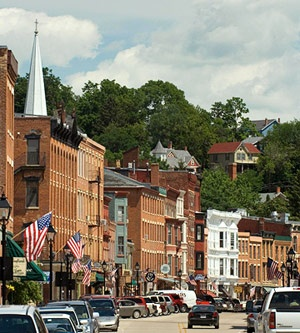 Galena, Illinois - Lots of fun times with family & friends!