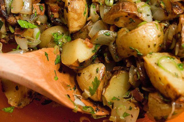 Grilled Jalapeno Potato Salad | Recipe