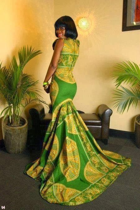 African Clothes For Women 2014