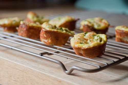 Scrambled Egg Bites are super easy to make and super easy to devour ...