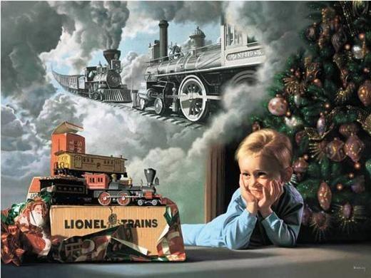 lionel train wallpaper - photo #29