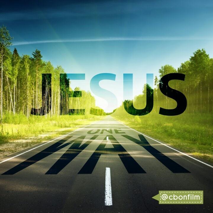 jesus one way - photo #18