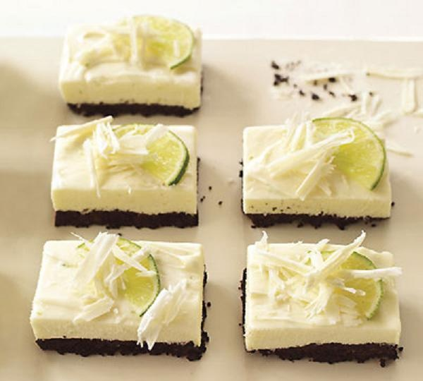 White chocolate and lime cheesecake bars | Life Is Short, Eat Dessert ...