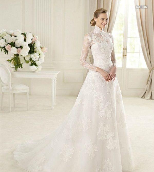 vestidos noivas evangelicas 2013 Vestidos de Noivas Evangélicas