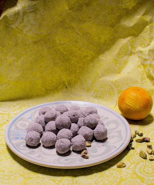 Date Pistachio Truffles | Food and Drink | Pinterest
