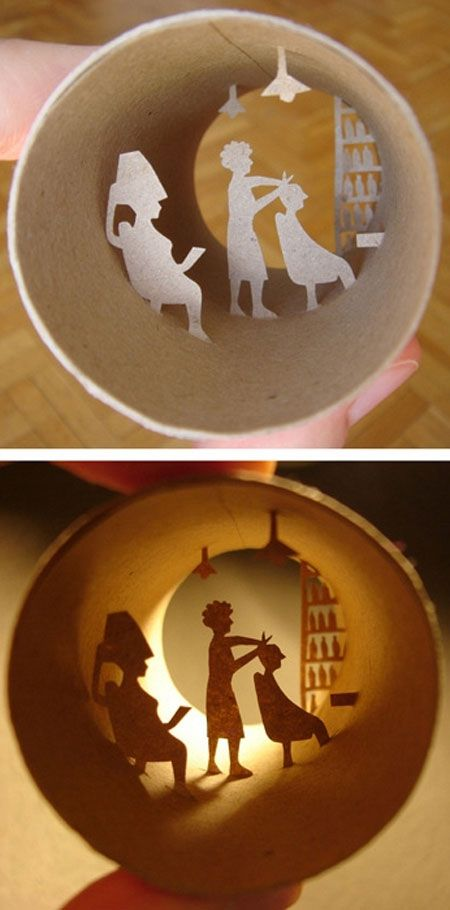 Pin by jk on diy do it yourself pinterest for Things to make with toilet paper rolls