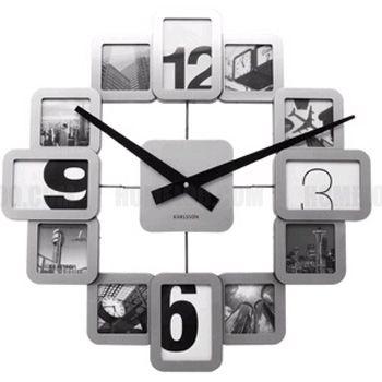 karlsson wall clock frames clock watching pinterest