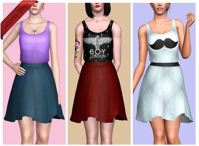 Juliana Sims: Oh Boy! Dress