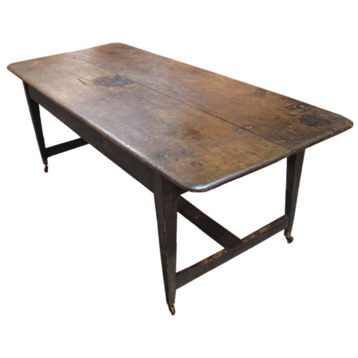 Antique Farm Table Furniture Tables Pinterest