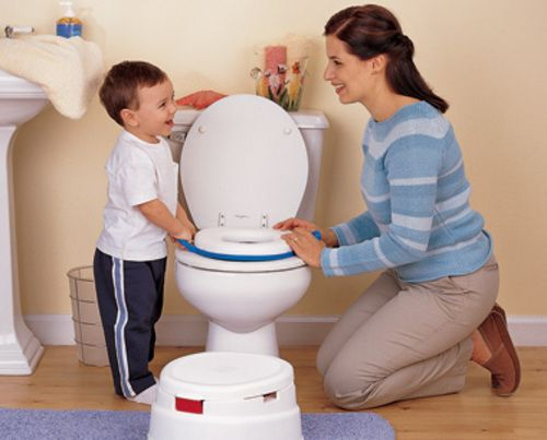 how to potty train your 2 year old