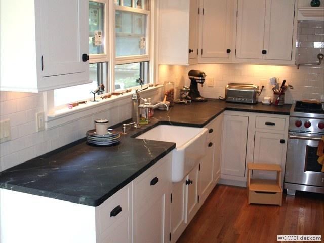 Soapstone Countertops | For the kitchen | Pinterest