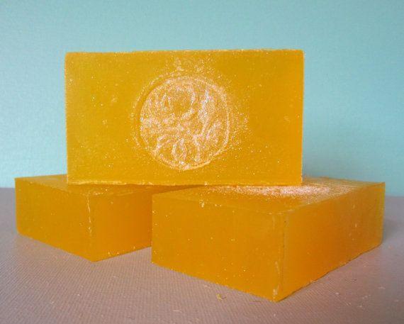 Good Morning Sunshine Soap - Bar $6