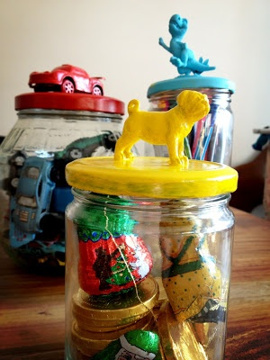 Recycling mason jars
