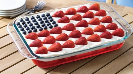 4th of july cheesecake recipe