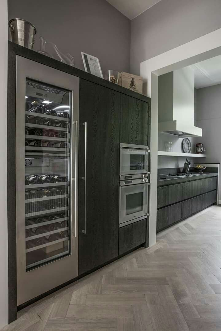 Meer dan 1000 idee n over keuken kranen op pinterest - Betegeld zwart wit geblokte keuken ...