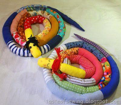 Ёлочные игрушки из флиса своими руками