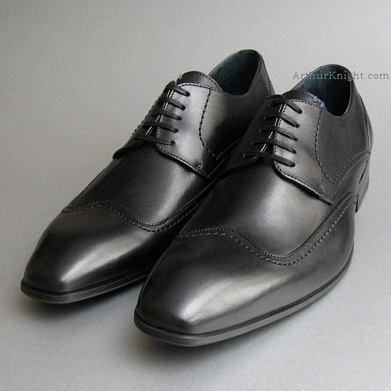 czarne buty od garnitu