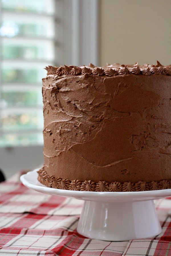 ... /celebrating-year-one-chocolate-stout-cake-with-buttercream-frosting
