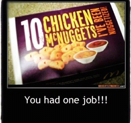 you had one job | Funny pics | Pinterest