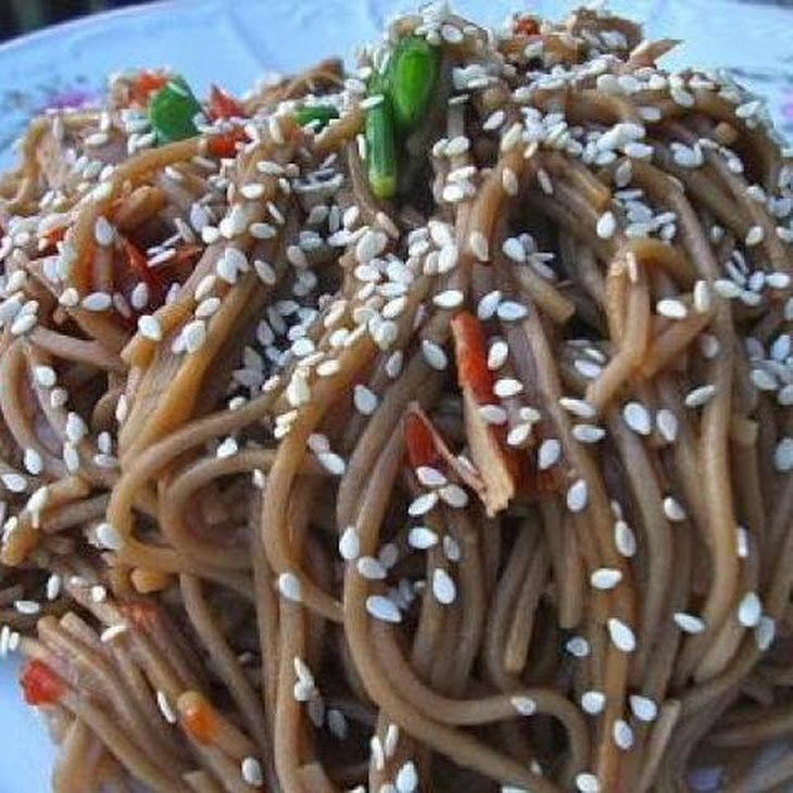 Spicy Chinese Noodles Recipe   Things I love   Pinterest