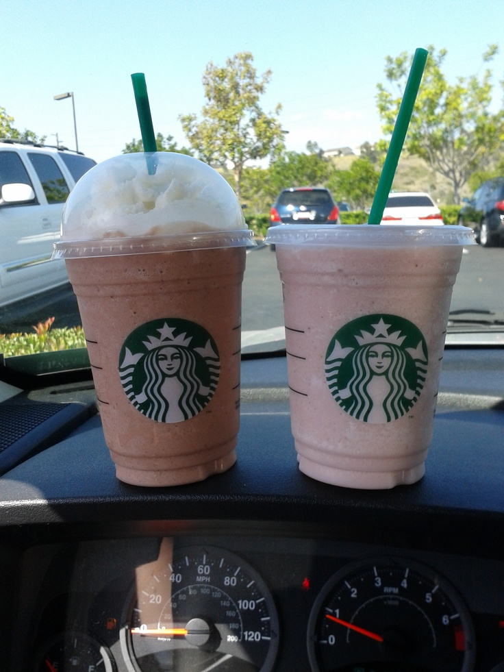 Starbucks Secret Menu!!! Crunch Berries & Neopolitan