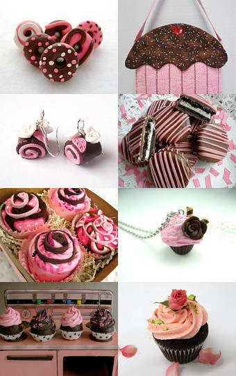 Our Banana Split Marshmallows are featured in this tasty treasury ...