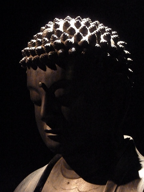 Amida Nyorai by Leonieke Aalders, via Flickr