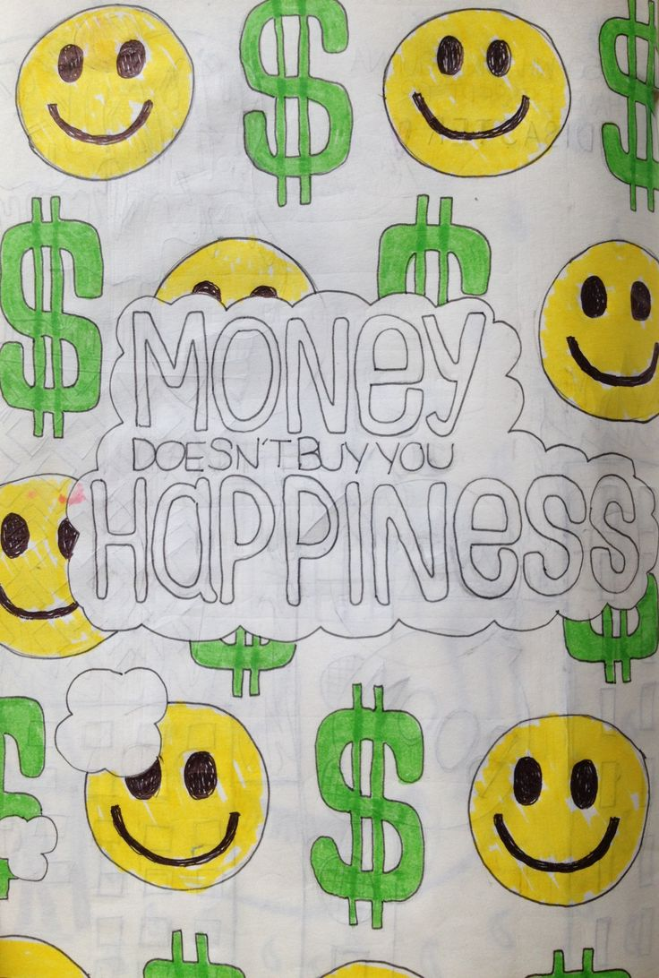money doesn buy happiness essay