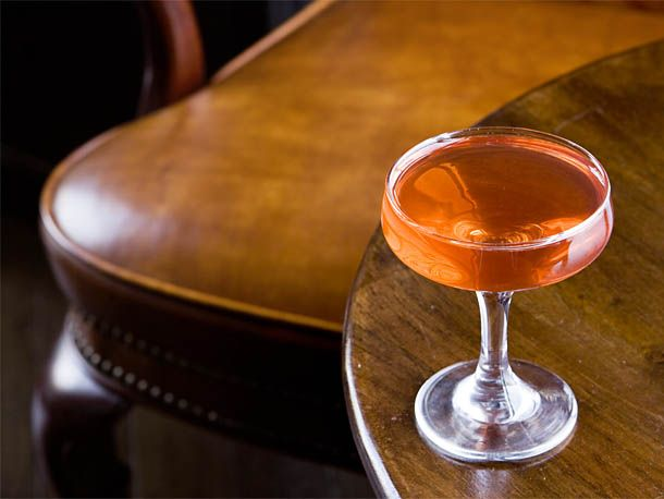 St. Charles . Gin . Jasmine . Tea | Champagne Coupes | Pinterest