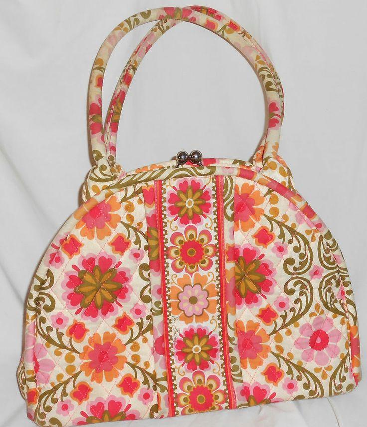 Vera Bradley Alice Shoulder Bag In Folkloric 32