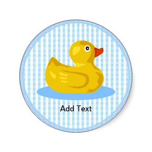 Rubber Duck Baby Shower Invitation for nice invitations sample
