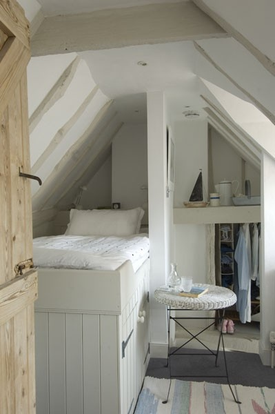 cool attic space attic pinterest