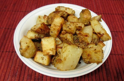 Roasted Mustard Potatoes | potatoes | Pinterest