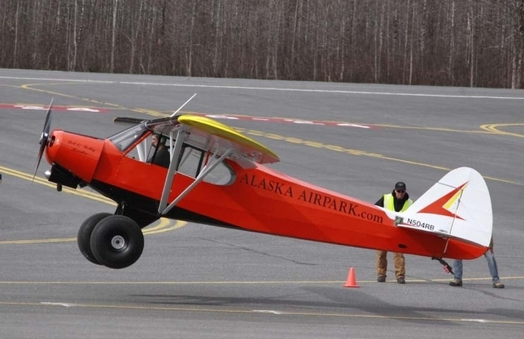 Alaska STOL Competition, Valdez AK  Woodgriz bush  Pinterest