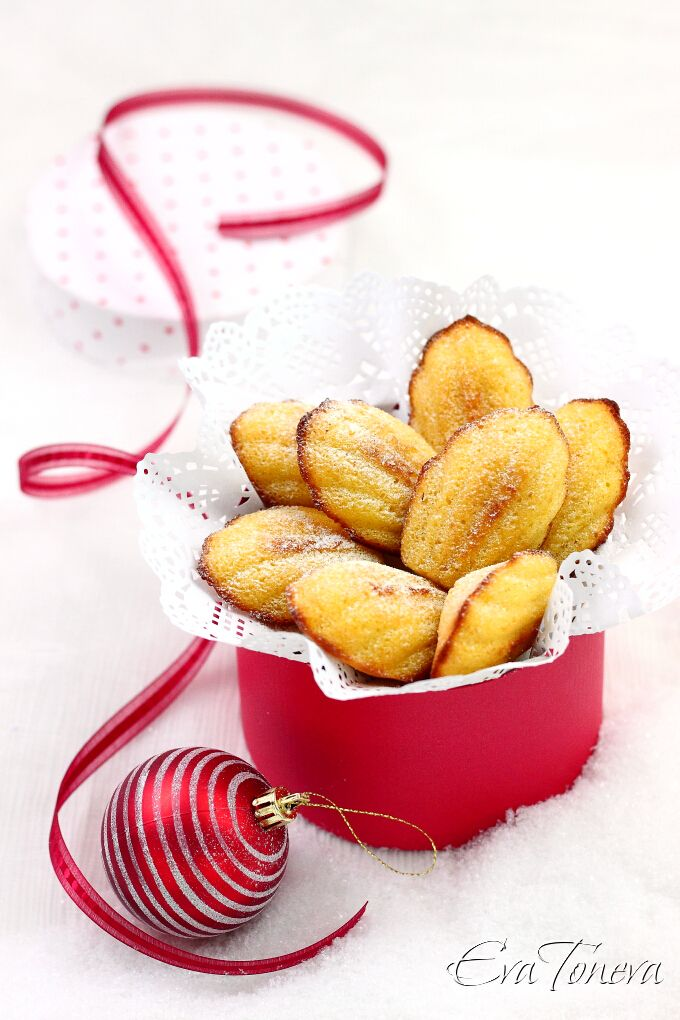 Orange Madeleine | 2014 Christmas | Pinterest