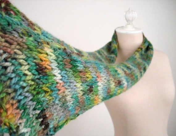Knitting Pattern Alpaca Scarf : Knitting Pattern / Scarf / Christmas Lights Alpaca / PDF Digital Deli?