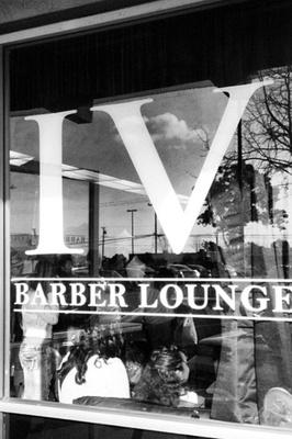 IV Barber Lounge The Shop Pinterest