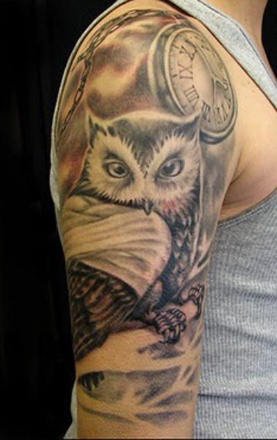 wicked owl tattoos pinterest
