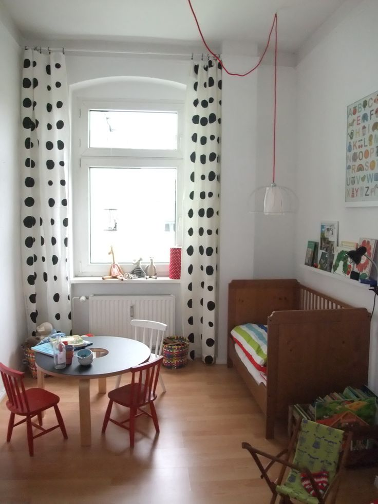 gardine kinderzimmer verschiedene ideen. Black Bedroom Furniture Sets. Home Design Ideas