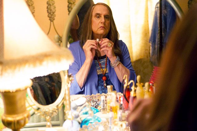 Transparent -- aka probz my new fave show