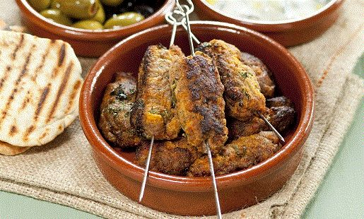 Mini Minty Lamb Kofta | Dinner - Mince recipes | Pinterest