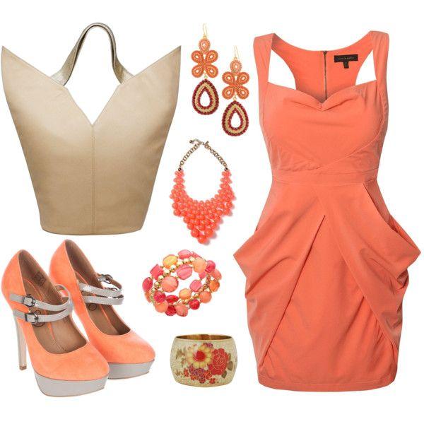 Pretty Pretty Orange