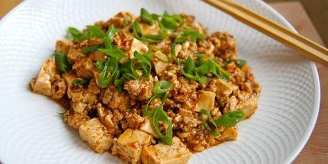 Mapo Tofu Recipe | Yummy Recipies | Pinterest