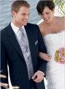 noivo-casamento-trajes-roupas-terno-fraque-smoking-colete branco (21)