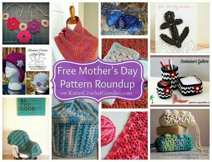 Crochet Patterns Pinterest : Free pattern Crochet Pinterest