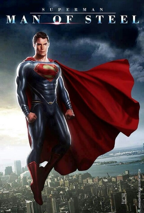 Man of Steel  Warner Bros  Movies