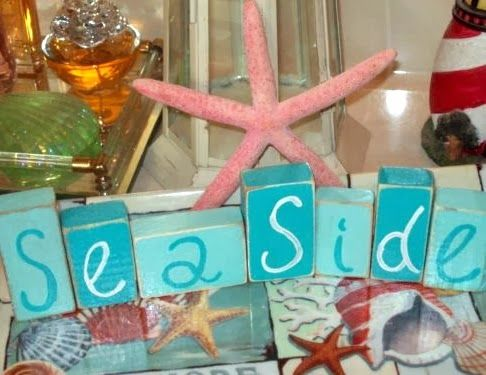 Beach Decor Great Finds